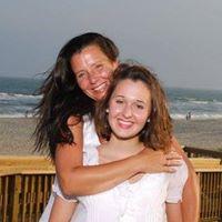 Hannah and Mom