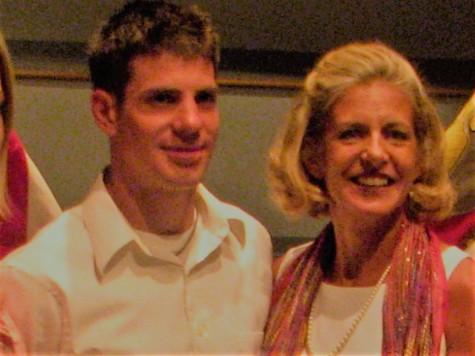 Aaron & Mom